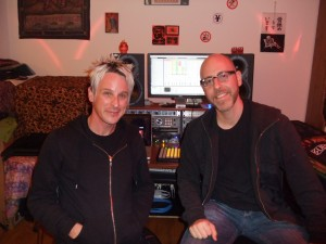 Timo Preece and Mike Greenfield_Lotus_Ableton Live consulting and certified training