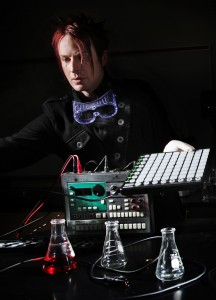 Timo Preece-Ableton Live Certified Trainer, ProTools, Logic Instructor-GravityTerminal-Lucid Mechanism