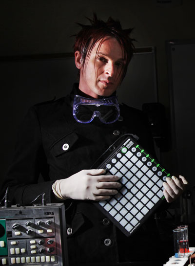 Timo Preece (GravityTerminal, Lucid Mechanism)_Ableton Live Certified Trainer, ProTools, Logic Instructor, Electronic Musician, and Consultant San Francisco, CA