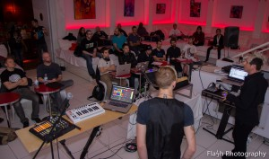 Timo Preece-Liam Shy-Ableton Live Training